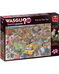 WASGIJ DESTINY 22 - ALLES OP EEN HOOP! (1000)
