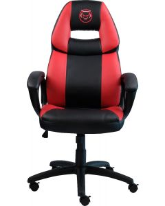 QWARE GAMING CHAIR CASTOR- RED