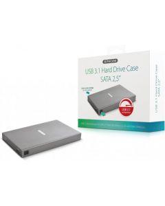 USB 3.1 SSD/HDD Case SATA 2.5