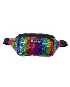 Fannybag: Shiny Frost Rainbow