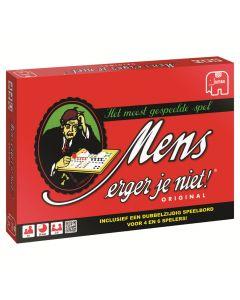 MENS ERGER JE NIET (L)