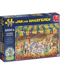 JvH Acrobaten Circus (1000)