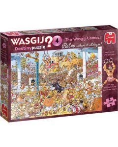 Wasgij Retro Destiny 4 (1000)