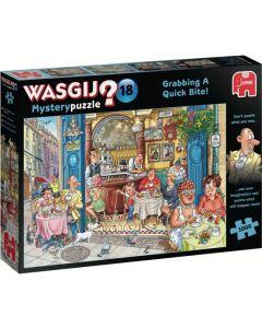 Wasgij Mystery 18 (1000)