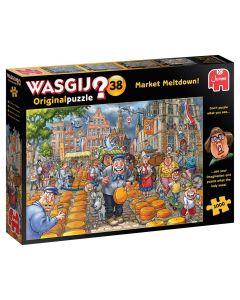 Wasgij Original 38 - Kaasalarm (1000) NL