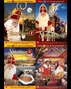 SINTERKLAAS 10 DVD TOONBANKDISPLAY
