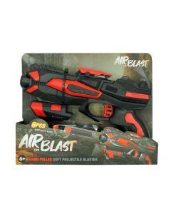 AIRBLAST: Softbullet pistool 19 cm