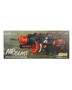 AIRBLAST: Electric machine gun