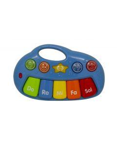JollyToddler Elektr.keyboard -blauw