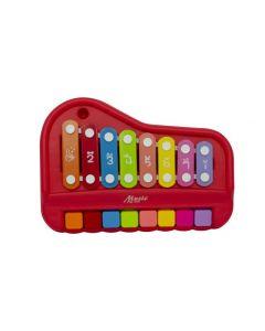 JollyToddler Xylofoon - rood