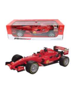 F1 RACEWAGEN 1:10 ROOD