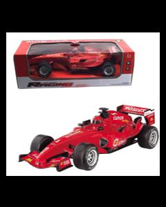 F1 RACEWAGEN 1:18 ROOD