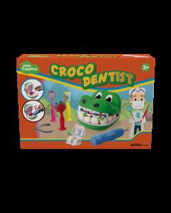 Jollydough: Croco Dentist set