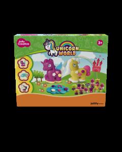 Jollydough: Unicorn speelset
