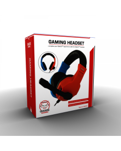 QWARE SWITCH STEREO HEADSET