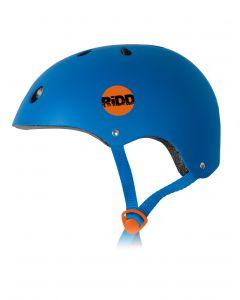 RiDD Skull Helmet - blue