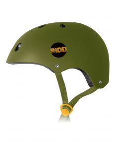 RiDD Skull Helmet - army green
