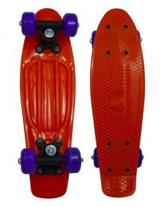 """RiDD Penny board 17"""" - oranje"""