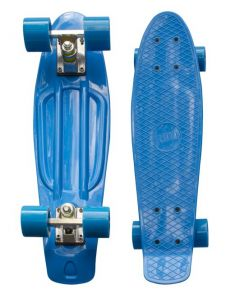 """RiDD Penny board 22"""" - blauw"""