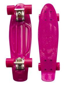 """RiDD Penny board 22"""" - roze"""