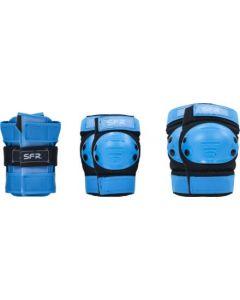 RiDD 6-del Beschermingsset - blauw