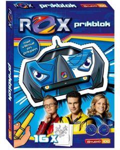 ROX : PRIKBLOK MET PRIKPEN