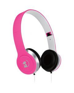 WM Foldable headphone - pink